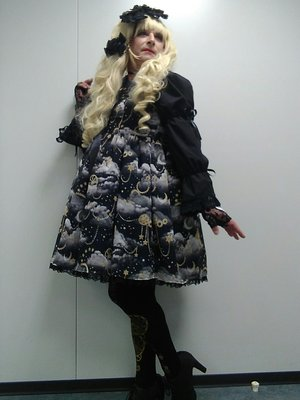 Anaïsseの「Angelic pretty」をテーマにしたコーディネート(2017/12/11)