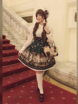 皇ヒデピタの「Lolita」をテーマにしたコーディネート(2017/12/11)