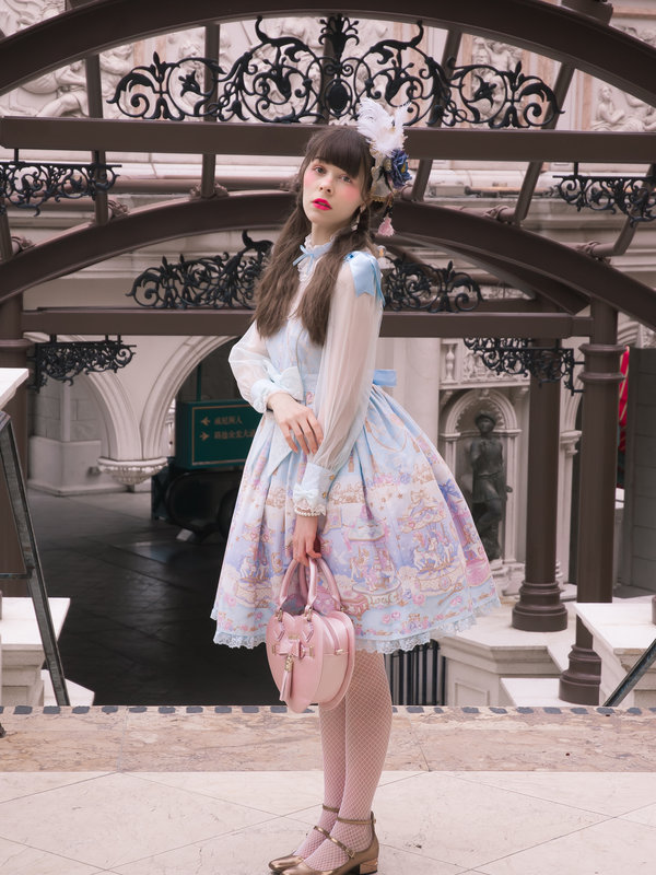 是PrinzessinSchwan以「Angelic pretty」为主题投稿的照片(2017/12/11)