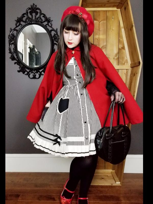 ChaoticOasis's 「Lolita」themed photo (2017/12/12)