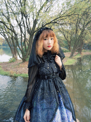 清寒W's 「Angelic pretty」themed photo (2017/12/12)
