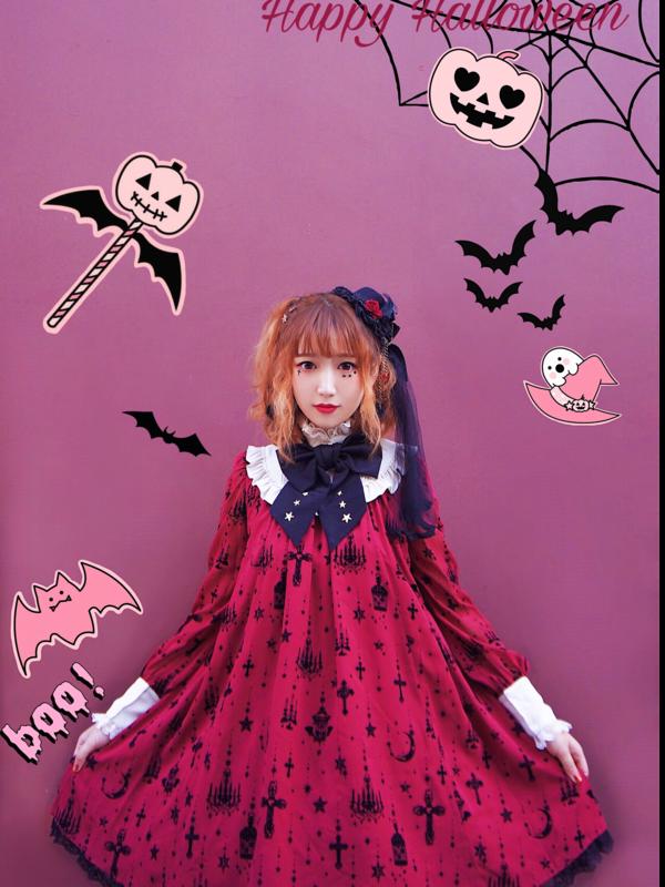 清寒W's 「Angelic pretty」themed photo (2017/12/12)