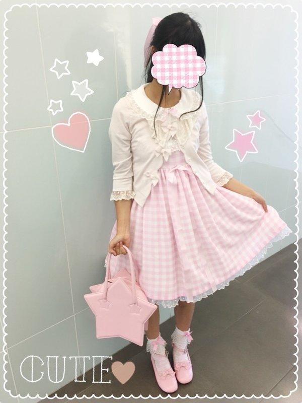 Kuroekoの「Angelic pretty」をテーマにしたコーディネート(2016/09/12)