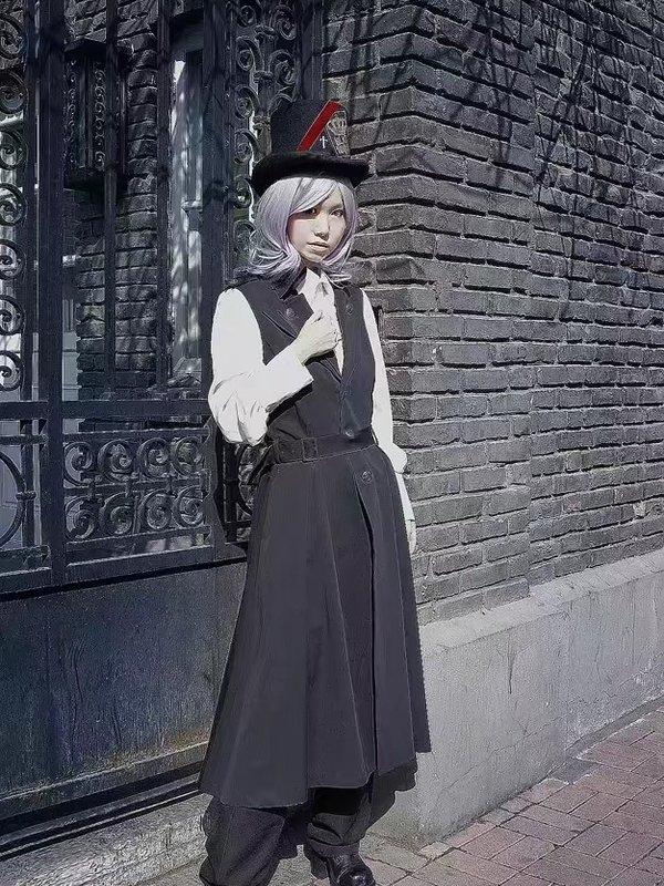 Yushitekiの「Gothic」をテーマにしたコーディネート(2017/12/12)
