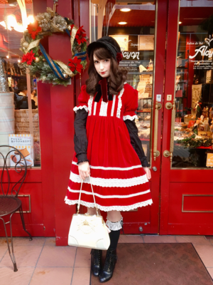 mintkismet's 「christmas-coordinate-contest-2017」themed photo (2017/12/12)