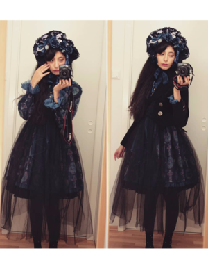 Fortune Tea Lady's 「Angelic pretty」themed photo (2017/12/12)
