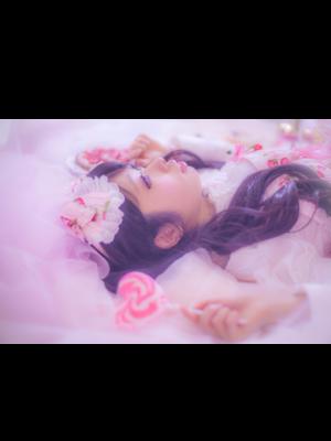モヨコの「ゆめかわいい」をテーマにしたコーディネート(2017/12/12)