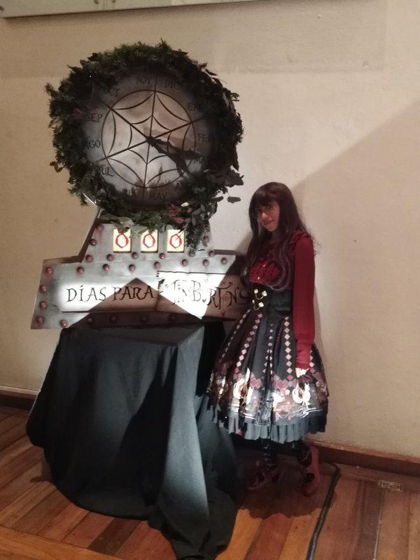 Lizbeth ushineki's 「Lolita」themed photo (2017/12/13)