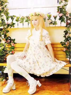 Yushitekiの「Lolita」をテーマにしたコーディネート(2017/12/13)