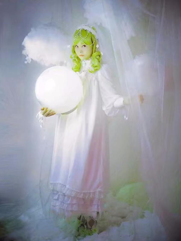Yushiteki's 「BABY THE STARS SHINE BRIGHT」themed photo (2017/12/13)