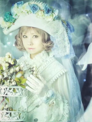 Yushitekiの「ALICE and the PIRATES」をテーマにしたコーディネート(2017/12/13)