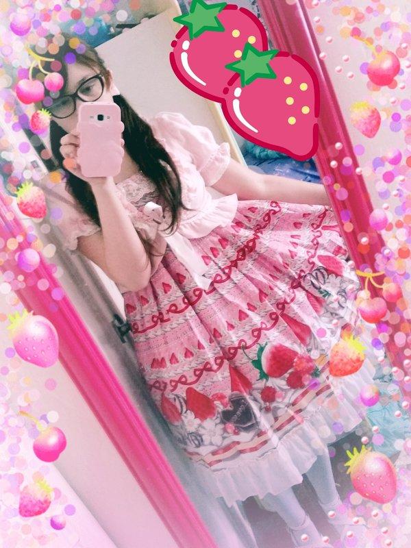 是chibidaichi以「Sweet lolita」为主题投稿的照片(2017/12/14)