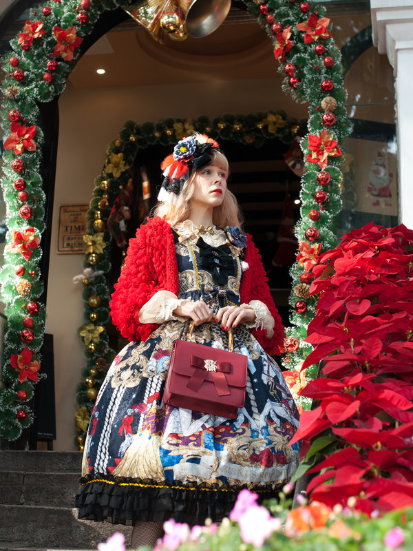 PrinzessinSchwanの「christmas-coordinate-contest-2017」をテーマにしたコーディネート(2017/12/14)