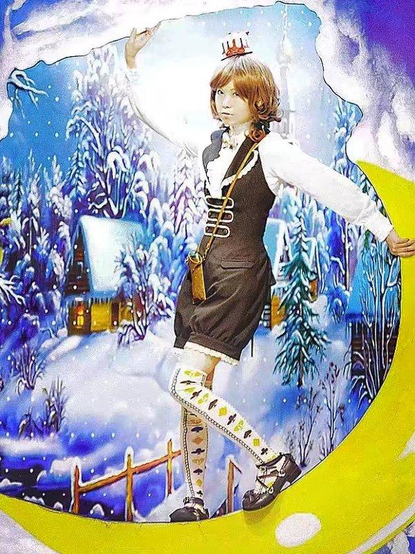 Yushitekiの「Innocent World」をテーマにしたコーディネート(2017/12/14)