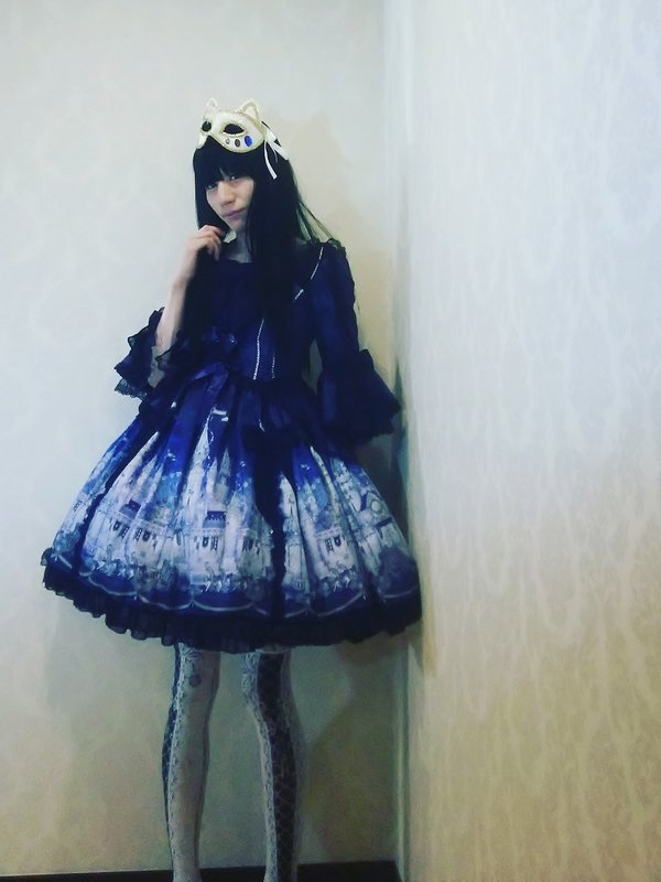 是tuyahime_neko以「Angelic pretty」为主题投稿的照片(2017/12/14)