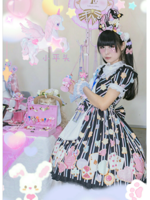 小平头's 「Angelic pretty」themed photo (2017/12/14)