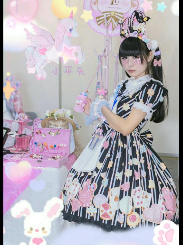 小平头's 「Angelic pretty」themed photo (2017/12/14)