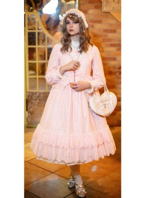 Lady Ai's 「Angelic pretty」themed photo (2017/12/15)