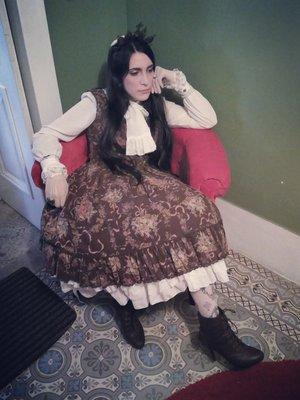 Sara Riveroseの「Lolita」をテーマにしたコーディネート(2017/12/15)