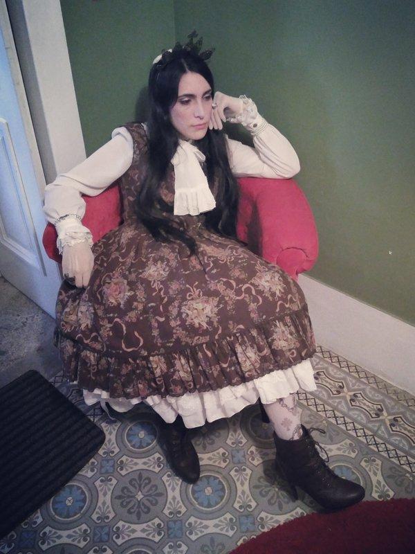 是Sara Riverose以「Lolita」为主题投稿的照片(2017/12/15)