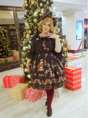 Miso Salty's 「christmas-coordinate-contest-2017」themed photo (2017/12/15)