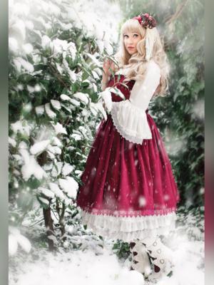 是Alexandra Dorothea以「Classic Lolita」为主题投稿的照片(2017/12/15)