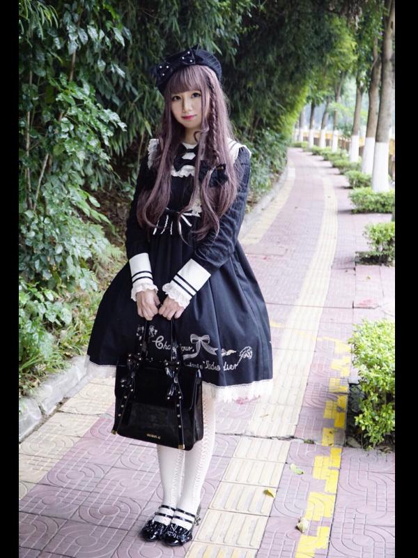 彻丽_赞比の「Angelic pretty」をテーマにしたコーディネート(2017/11/17)