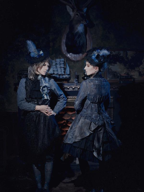 Elisabeth 's 「Lolita」themed photo (2017/12/16)