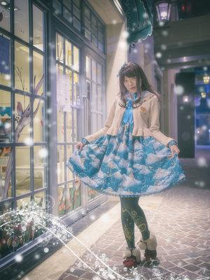 司马小忽悠の「ゆめかわいい」をテーマにしたコーディネート(2017/12/16)