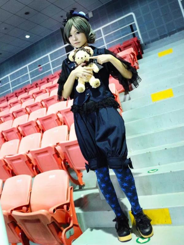 是Yushiteki以「Lolita fashion」为主题投稿的照片(2017/12/17)