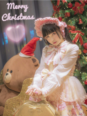 小平头's 「christmas-coordinate-contest-2017」themed photo (2017/12/17)