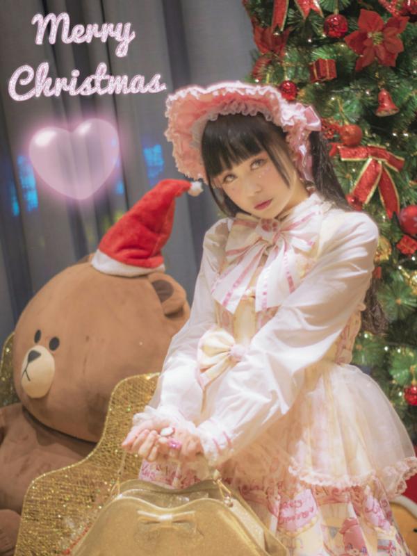 小平头の「christmas-coordinate-contest-2017」をテーマにしたコーディネート(2017/12/17)
