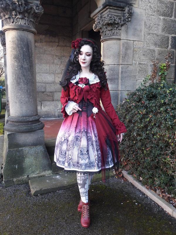 Joの「Lolita」をテーマにしたコーディネート(2017/12/17)