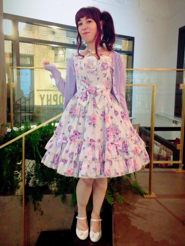 MidoriMoriの「Angelic pretty」をテーマにしたコーディネート(2016/09/18)