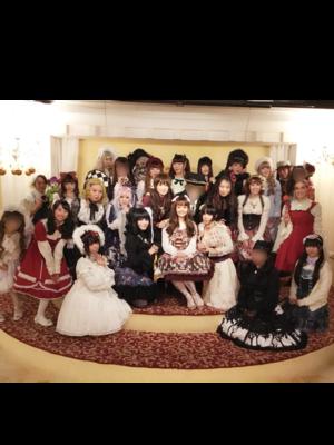 是モヨコ以「Angelic pretty」为主题投稿的照片(2017/12/17)