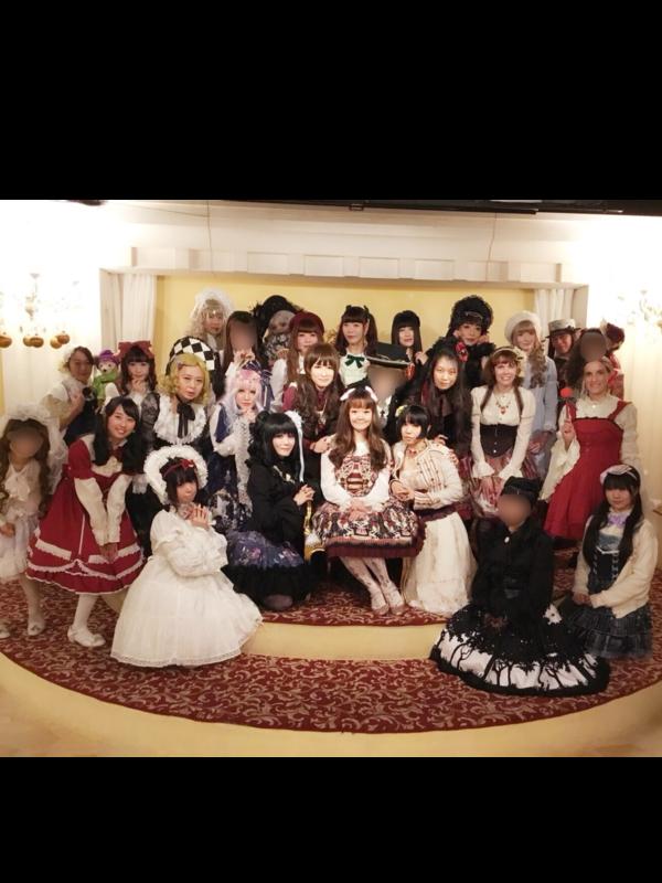 モヨコ's 「Angelic pretty」themed photo (2017/12/17)