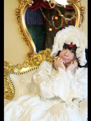 モヨコの「Angelic pretty」をテーマにしたコーディネート(2017/12/17)