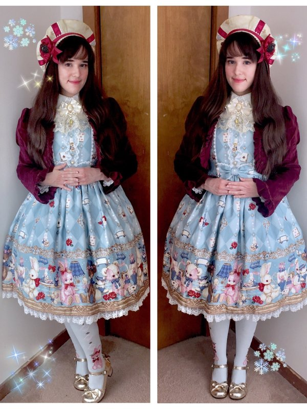 Kay DeAngelis's 「christmas-coordinate-contest-2017」themed photo (2017/12/18)