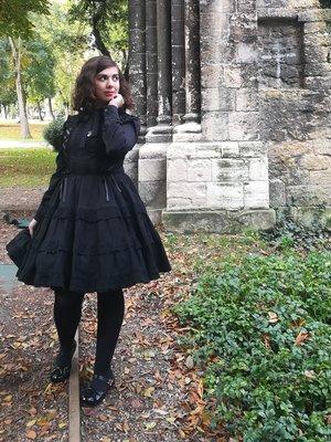 是Marina T. Firefly以「Lolita fashion」为主题投稿的照片(2017/12/18)