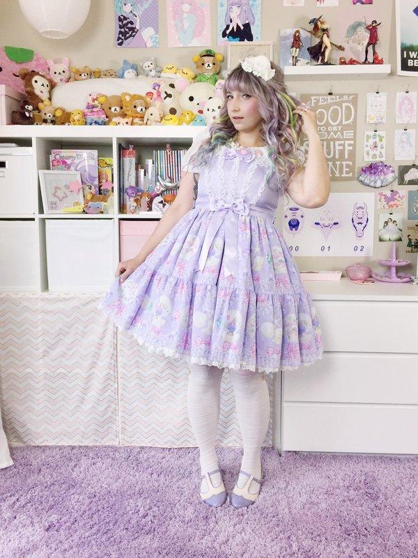 bububunの「Angelic pretty」をテーマにしたコーディネート(2016/09/19)