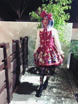Silenthalfotaku's 「Lolita fashion」themed photo (2017/12/18)