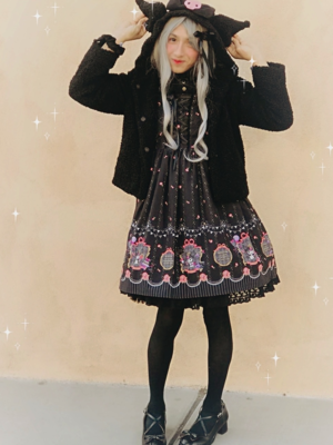 Silenthalfotaku's 「Lolita」themed photo (2017/12/18)