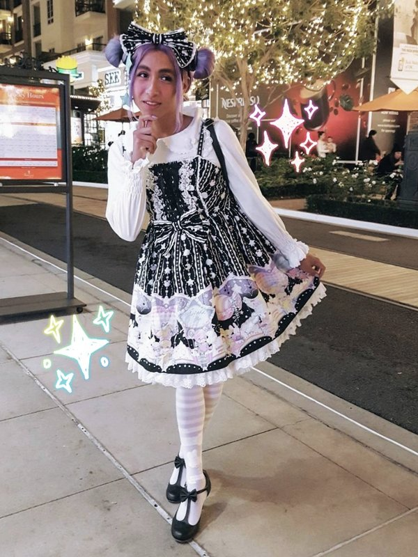 Silenthalfotaku's 「Angelic pretty」themed photo (2017/12/18)
