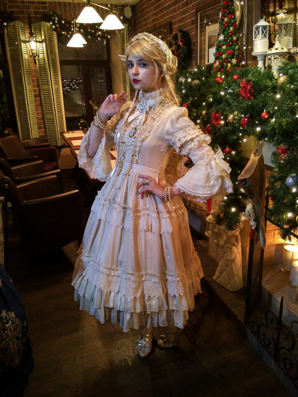 Lady Aiの「christmas-coordinate-contest-2017」をテーマにしたコーディネート(2017/12/18)