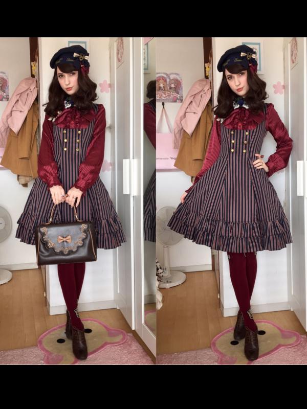 mintkismet's 「Classic Lolita」themed photo (2017/12/18)