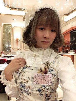 アイリス's 「Lolita」themed photo (2017/12/19)