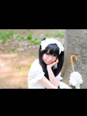 モヨコの「Lolita」をテーマにしたコーディネート(2017/12/19)