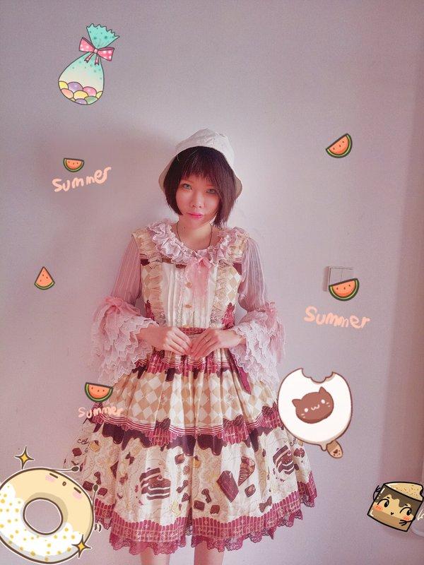 是司马小忽悠以「Angelic pretty」为主题投稿的照片(2017/12/20)
