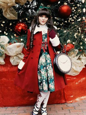 Mystiaの「christmas-coordinate-contest-2017」をテーマにしたコーディネート(2017/12/22)