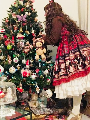 Fantasmiki's 「christmas-coordinate-contest-2017」themed photo (2017/12/22)
